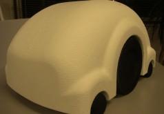 造形イメージ把握用「車モデル」